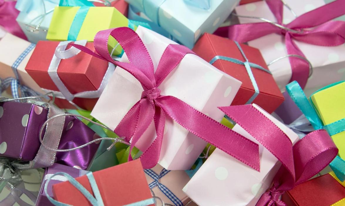 dárky k nákupu