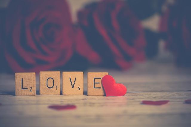 láska z kostek