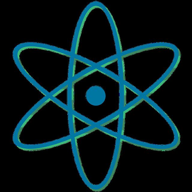 atomový symbol