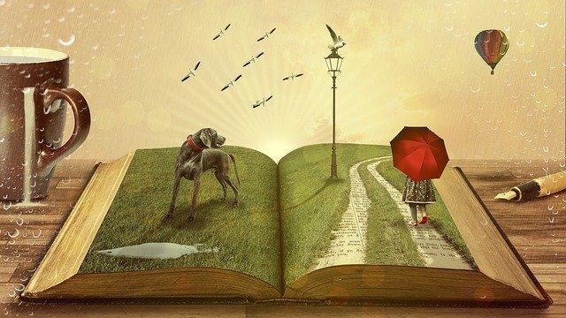 Kniha o zelené krajině